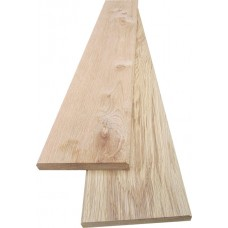 Solid Oak Bracing Pack - Convert Ledge Doors to Ledged & Braced