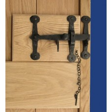 Oak Lock Block 300mm x 150mm