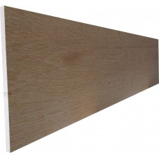 Solid Oak Stair Cladding Riser 1500mm