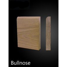 Solid Oak Bullnose Architrave & Skirting