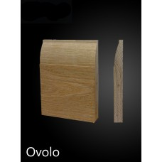 Solid Oak Ovolo Architrave Sets