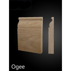 Solid Oak Ogee Architrave & Skirting